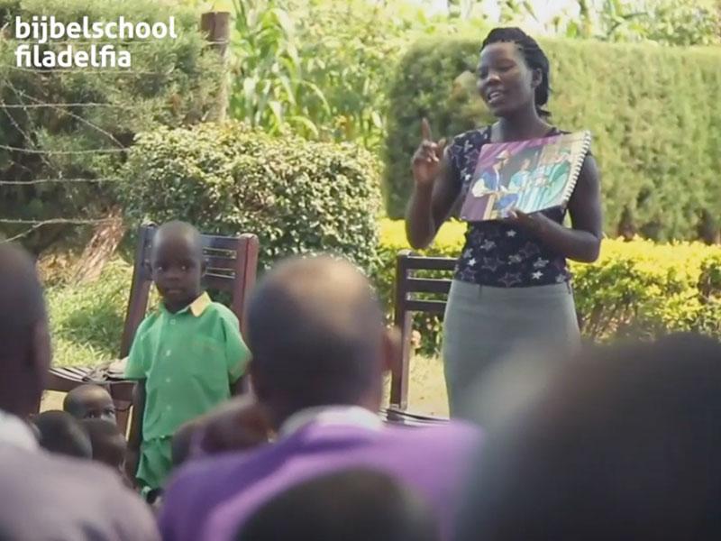 Gods verlangen om in jouw omgeving kinderen te bereiken met het evangelie